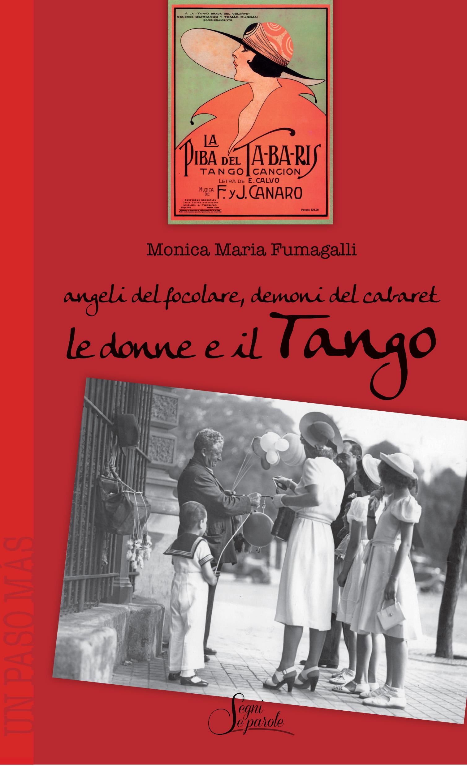 cover tango donne ristampa